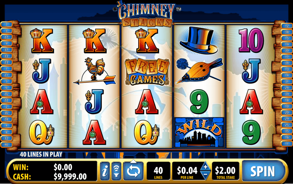chimney stacks bally jogo casino online