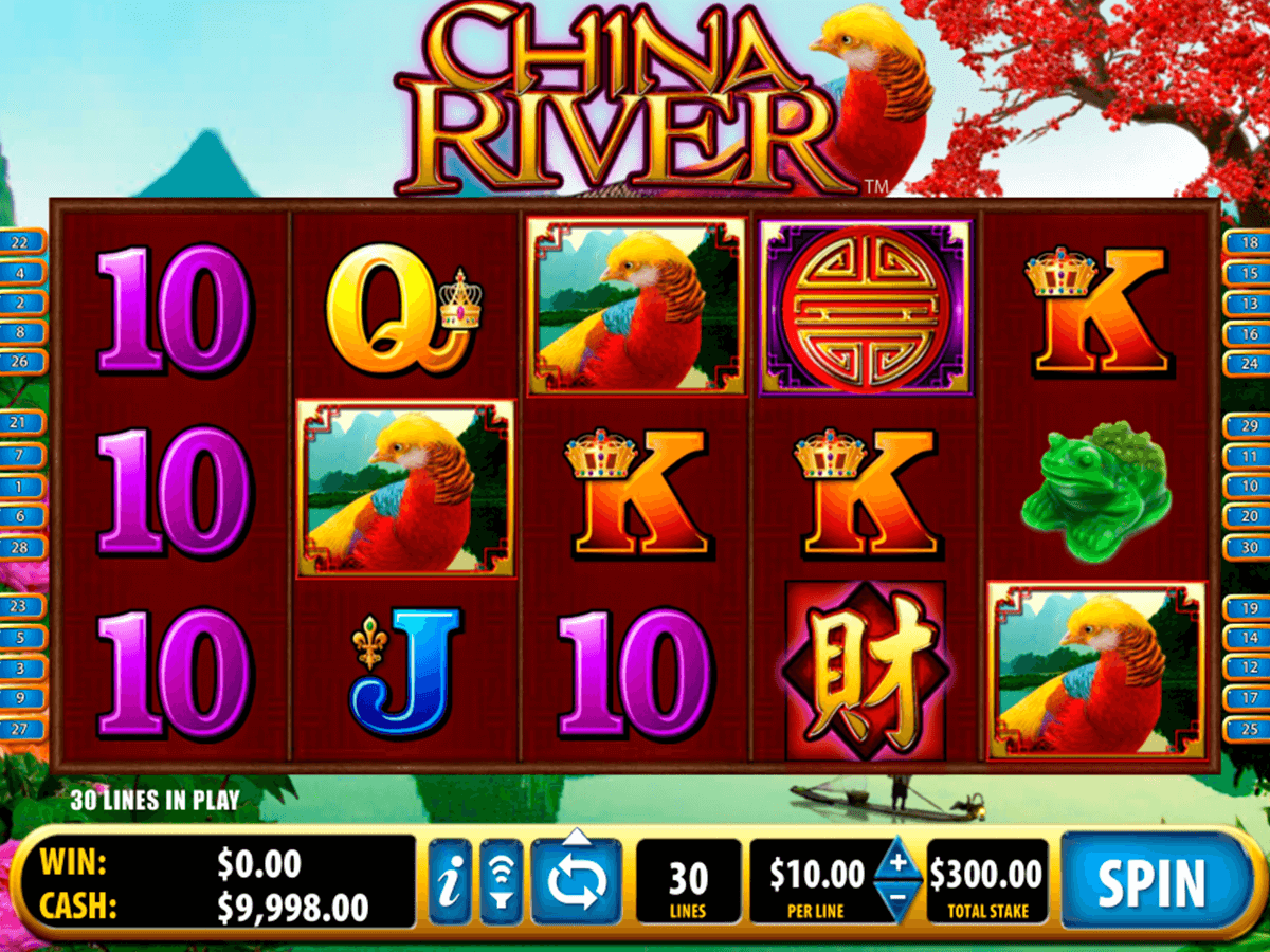 china river bally jogo casino online