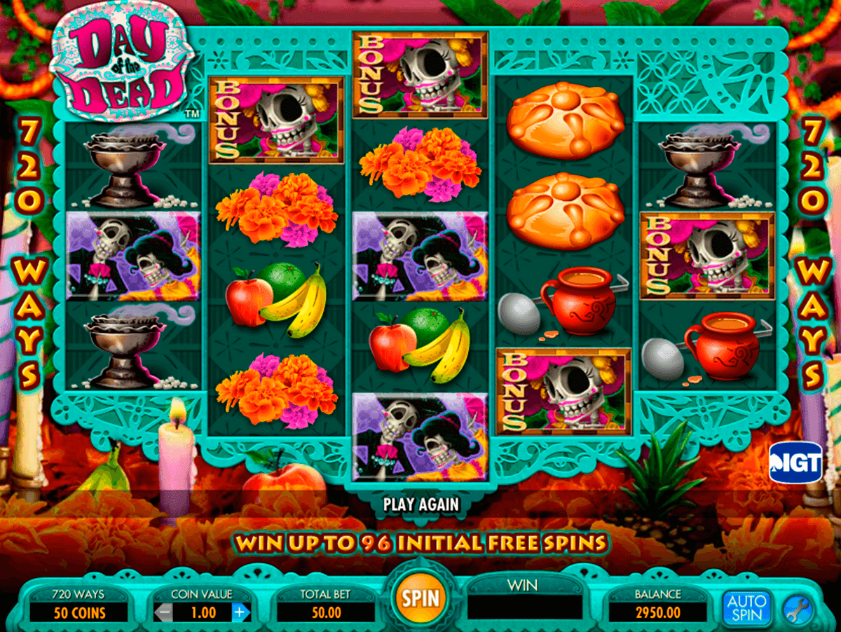 day of the dead igt jogo casino online