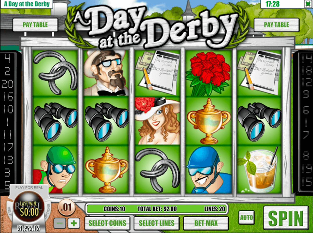 a day at the derby rival jogo casino online