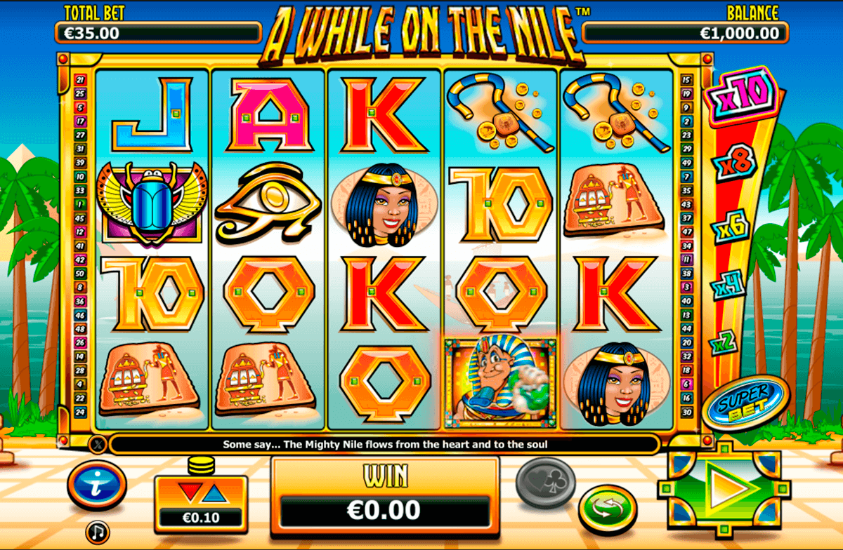 a while on the nile nextgen gaming jogo casino online