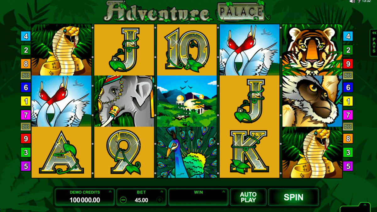 adventure palace microgaming jogo casino online