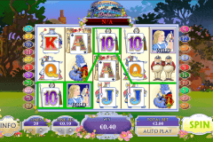 adventures in wonderland playtech jogo casino online