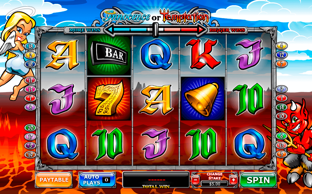 angel or devil playtech jogo casino online