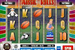 aussie rules rival jogo casino online