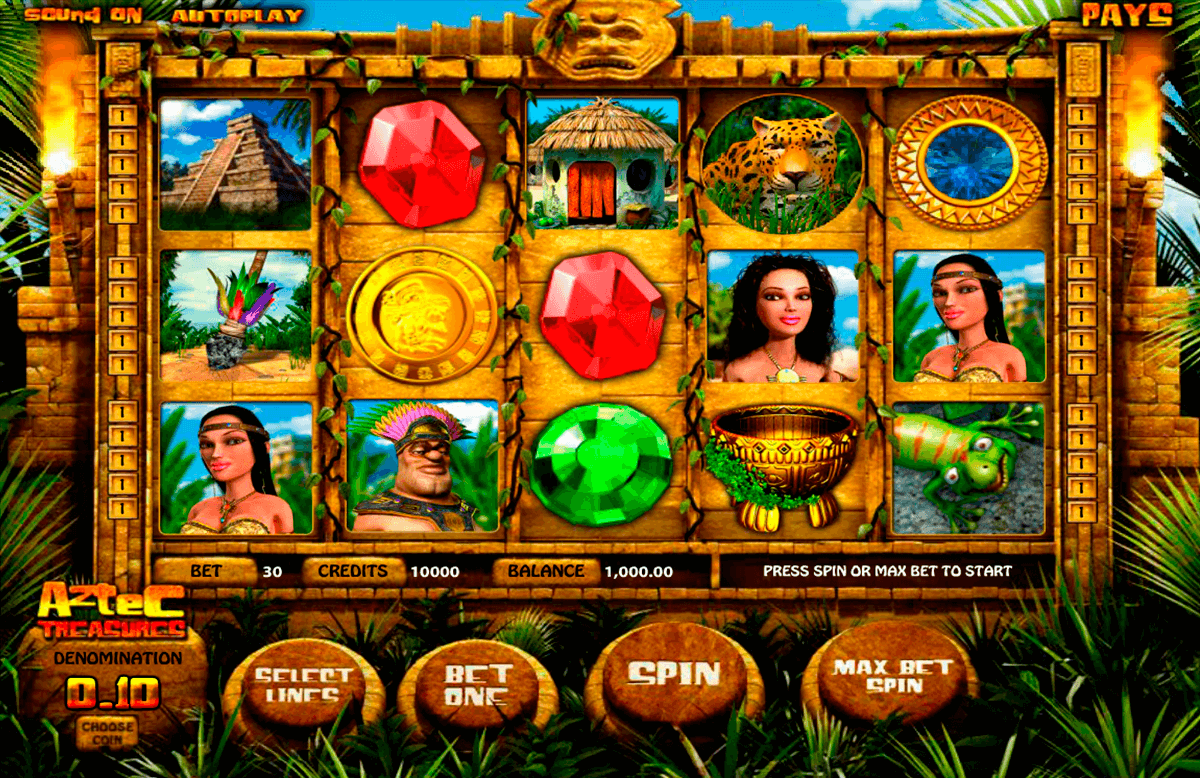 aztec treasures betsoft jogo casino online