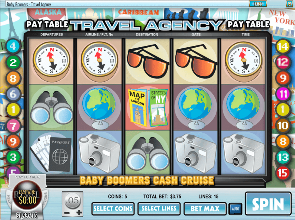 baby boomers cash cruise rival jogo casino online
