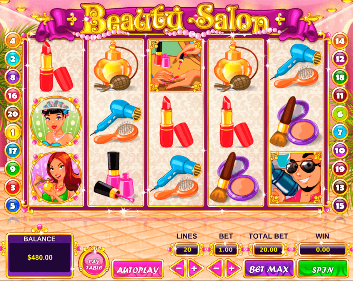 beauty salon pragmatic jogo casino online