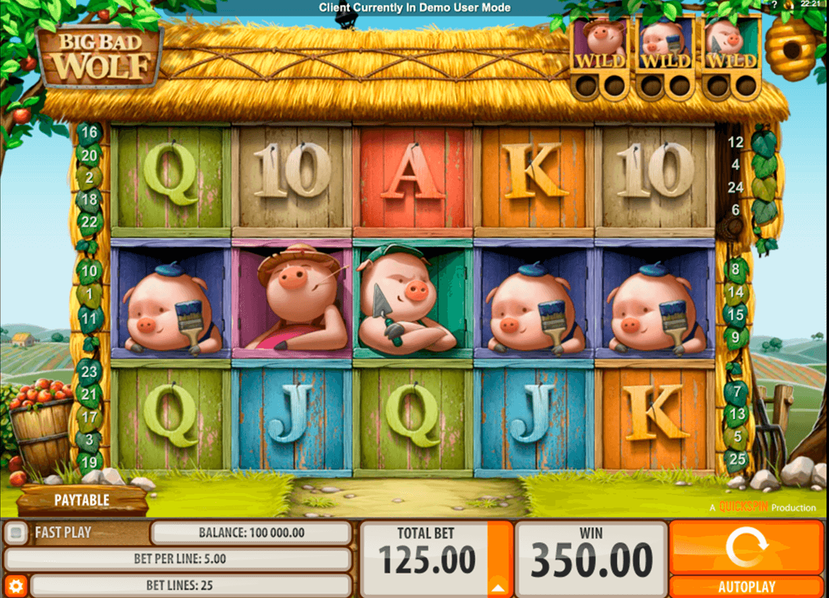 big bad wolf quickspin jogo casino online