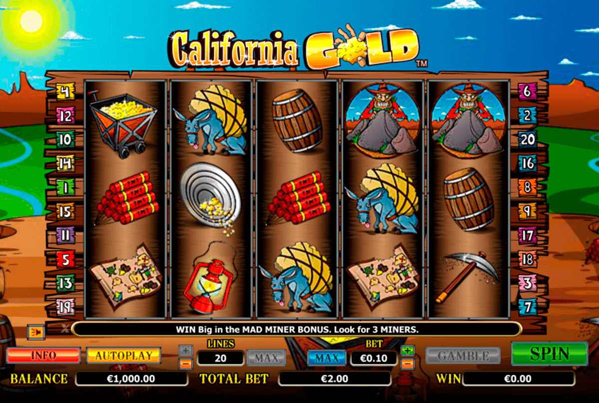 california gold nextgen gaming jogo casino online