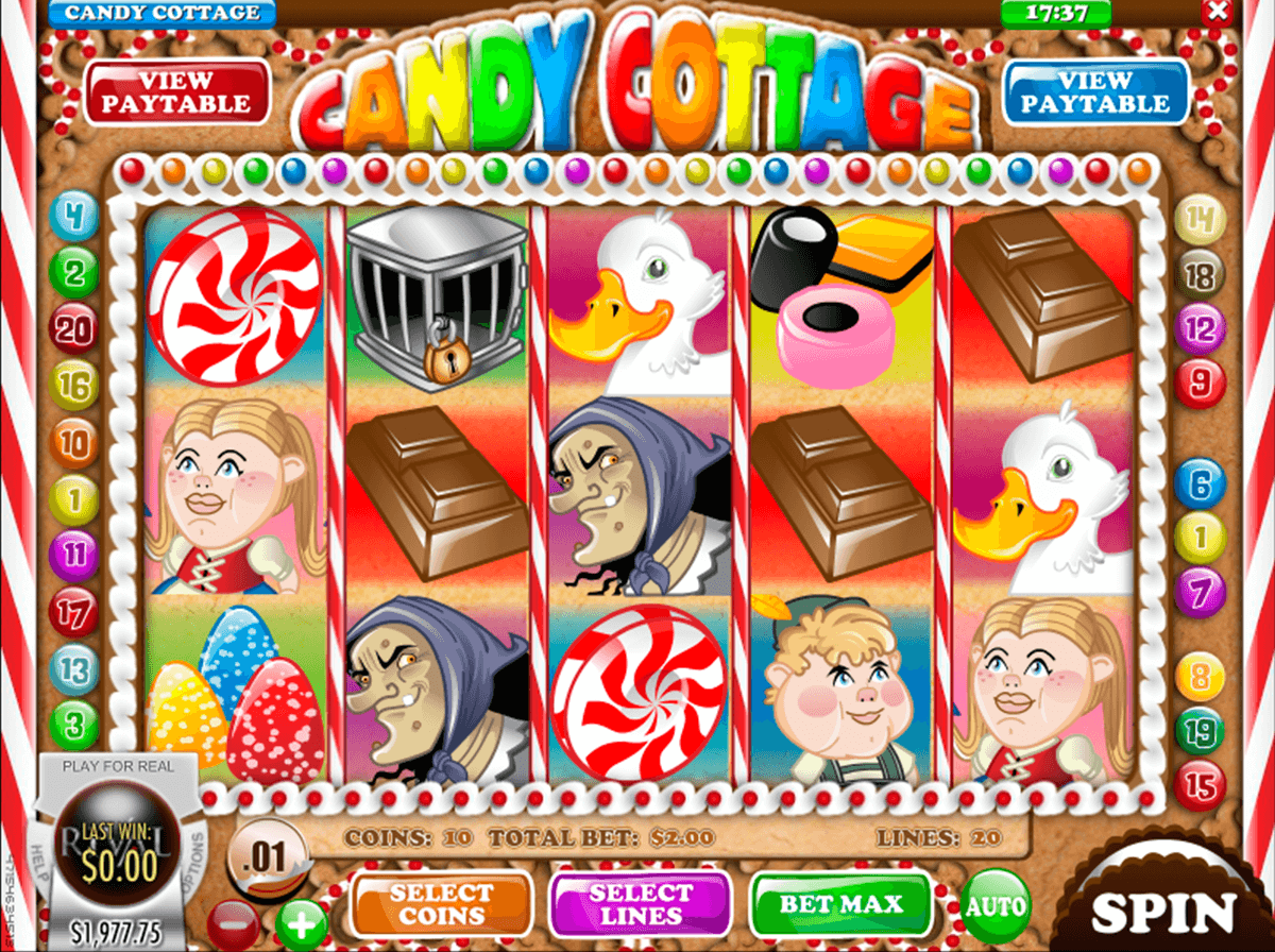 candy cottage rival jogo casino online