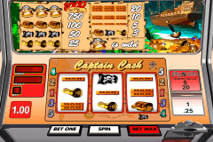 captain cash betsoft jogo casino online