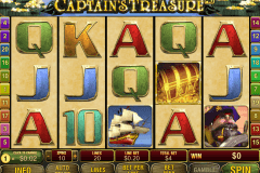 captains treasure pro playtech jogo casino online