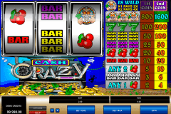 cash crazy microgaming jogo casino online