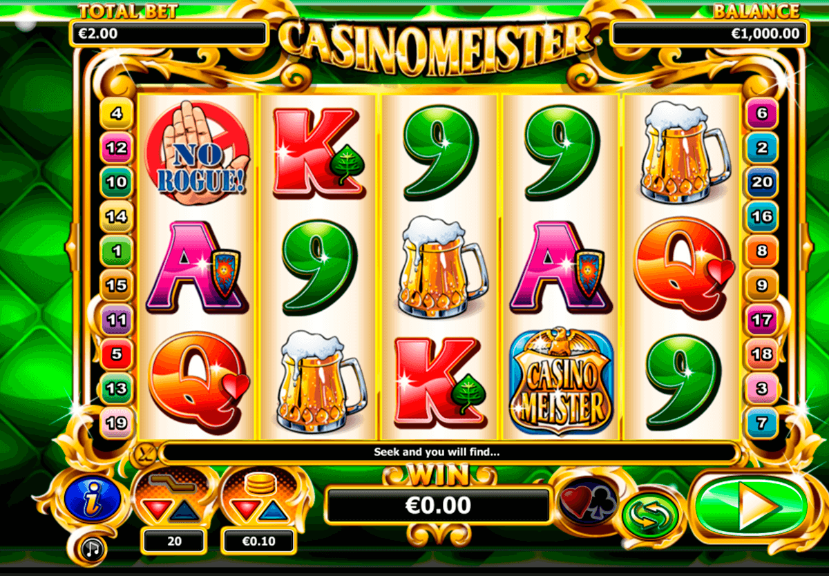 casinomeister nextgen gaming jogo casino online