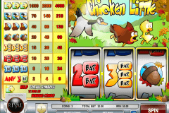 chicken little rival jogo casino online