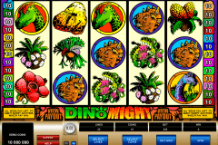 dino might microgaming jogo casino online