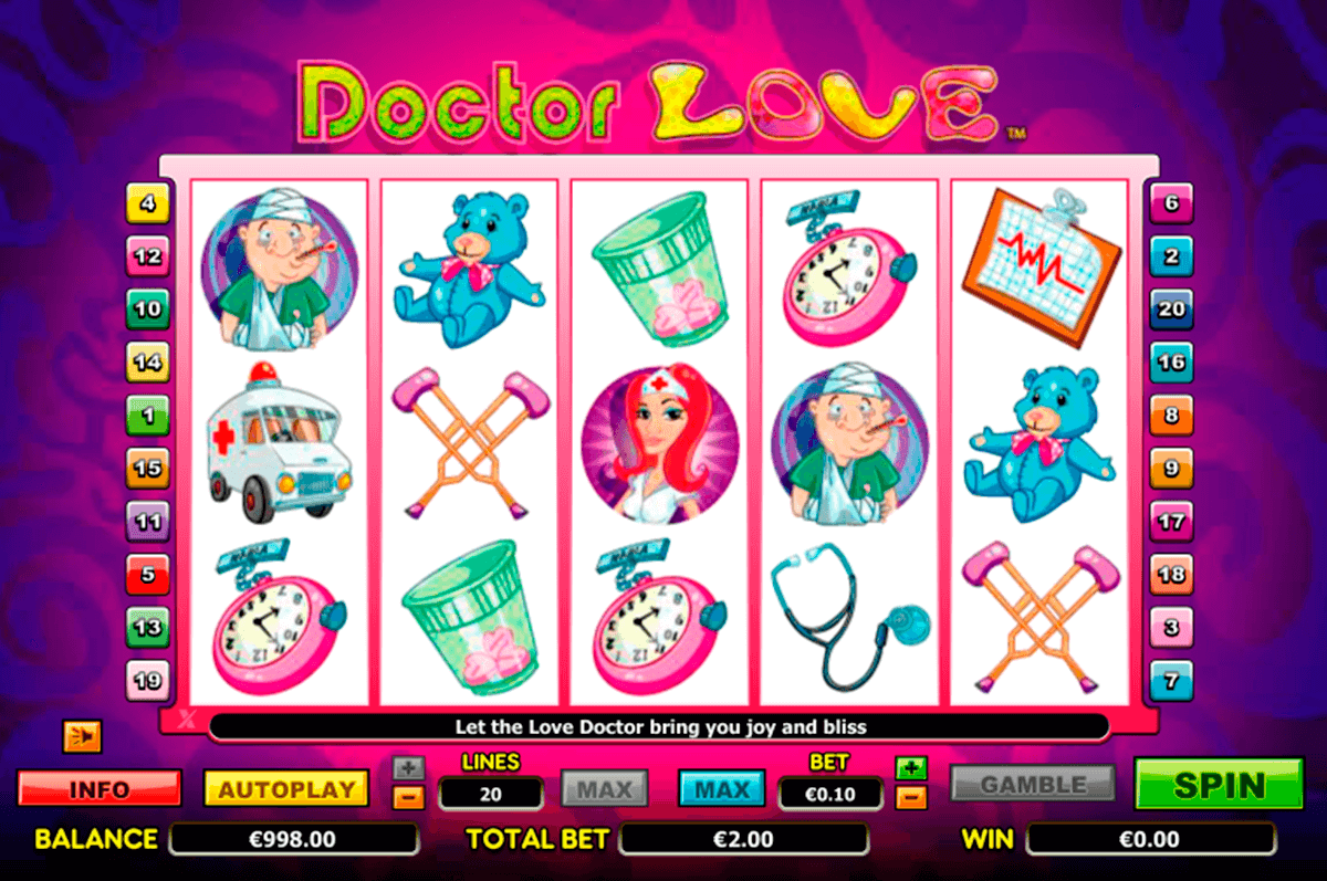 doctor love nextgen gaming jogo casino online