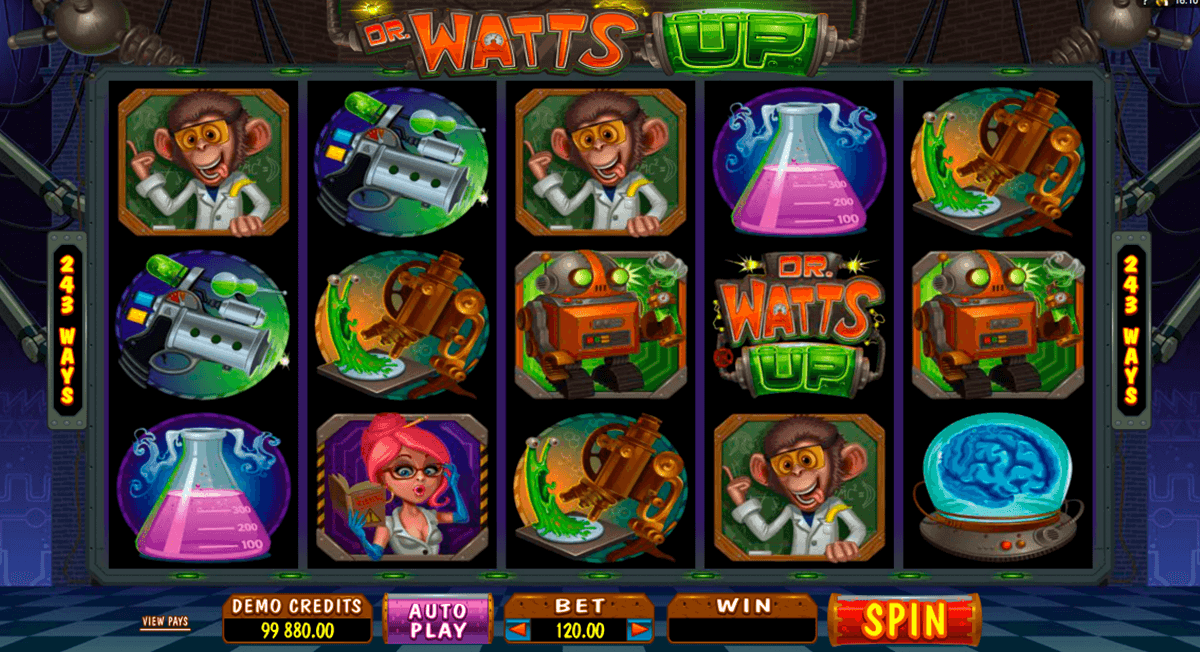 dr watts up microgaming jogo casino online