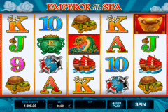 emperor of the sea microgaming jogo casino online