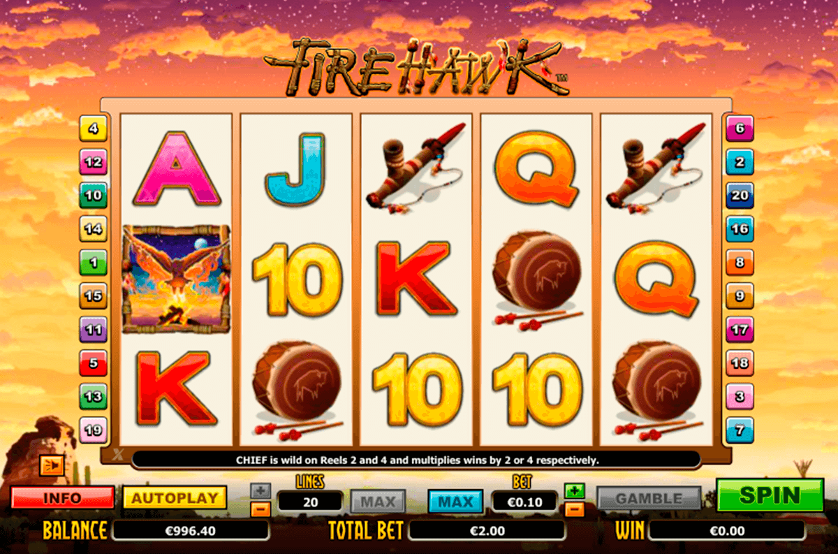 fire hawk nextgen gaming jogo casino online