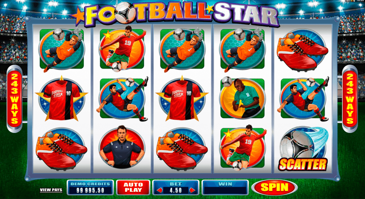 football star microgaming jogo casino online