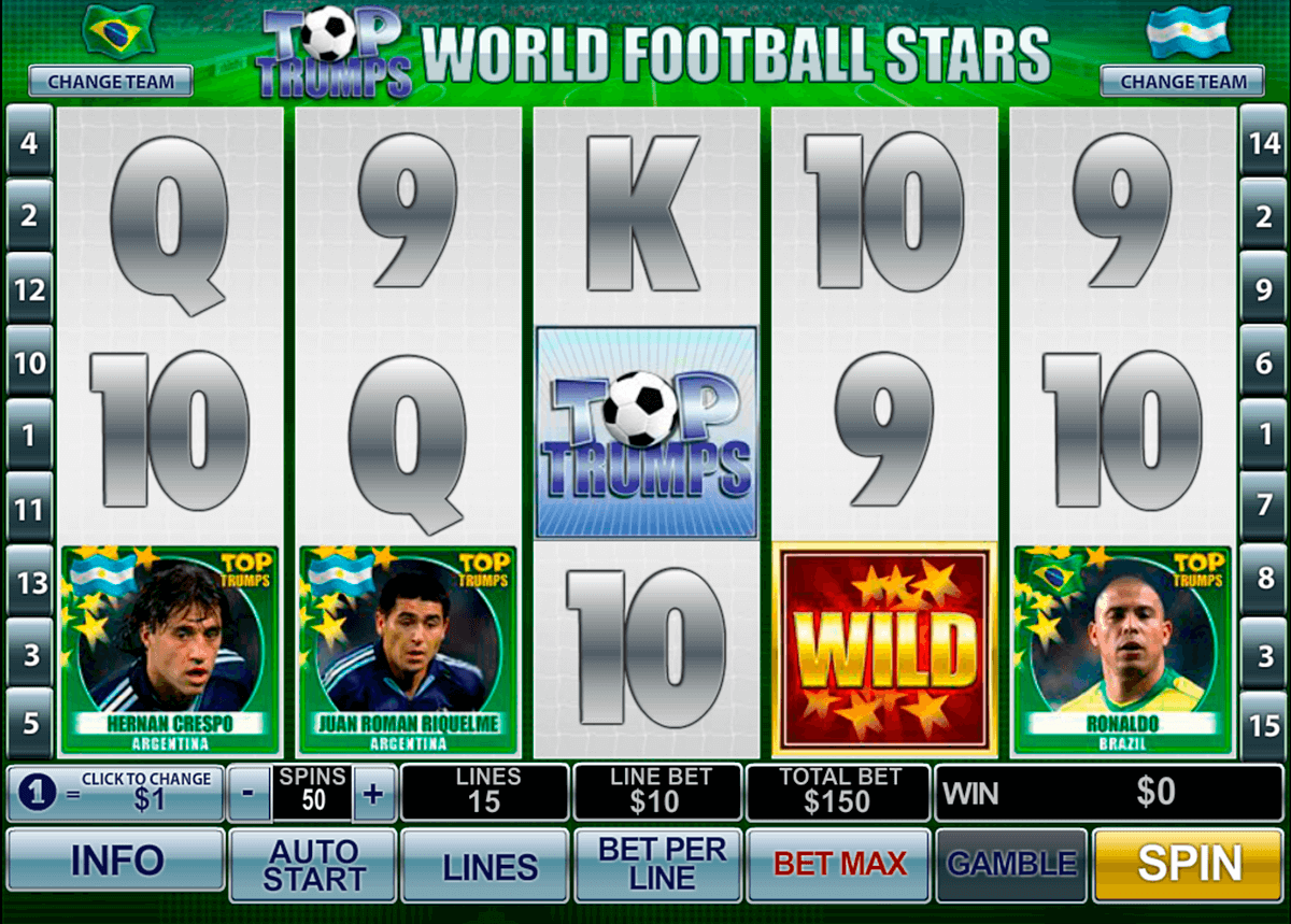 football stars playtech jogo casino online