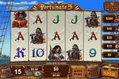 fortunate five playtech jogo casino online