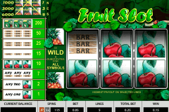 fruit slot 3 reels pragmatic jogo casino online