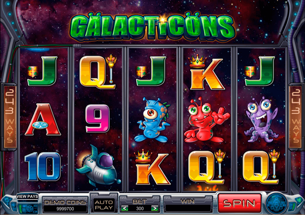 galacticons microgaming jogo casino online