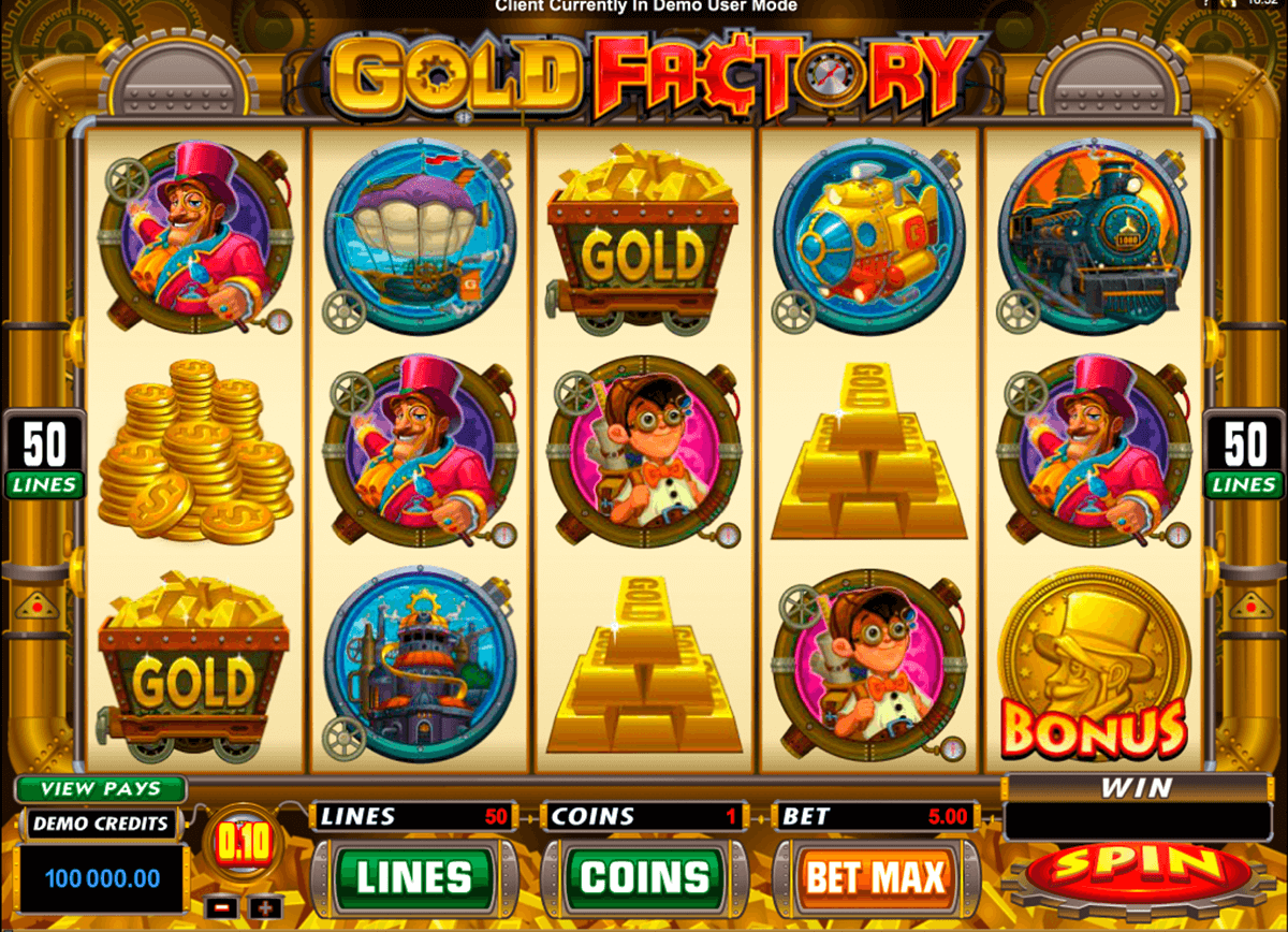 gold factory microgaming jogo casino online