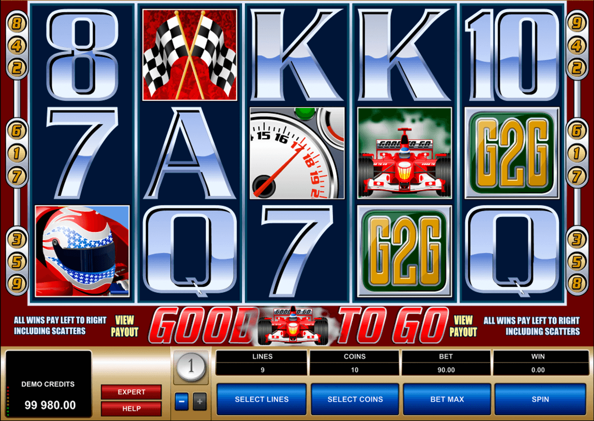 good to go microgaming jogo casino online