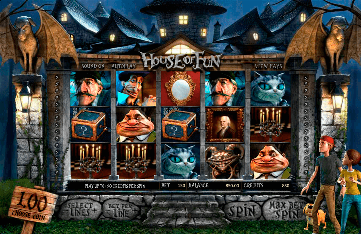 house of fun betsoft jogo casino online