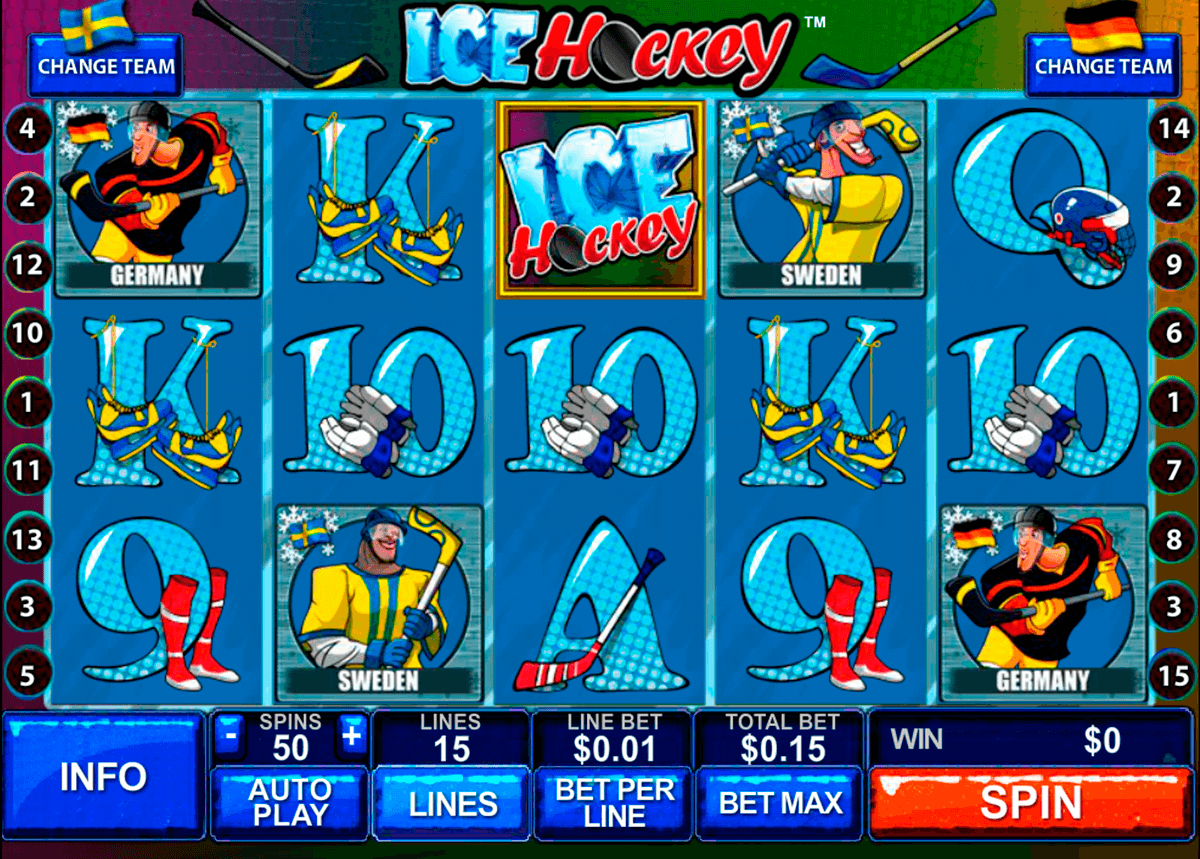 ice hockey playtech jogo casino online