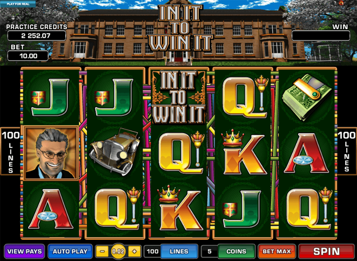 in it to win it microgaming jogo casino online