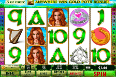 irish luck playtech jogo casino online
