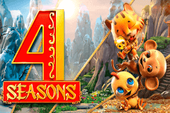 logo 4 seasons betsoft caça niquel