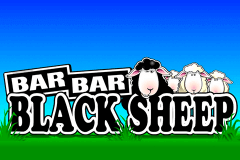 logo barbarblack sheep microgaming caça niquel