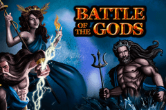 logo battle of the gods playtech caça niquel