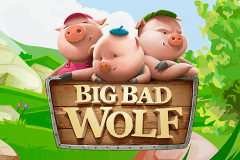 logo big bad wolf quickspin caça niquel