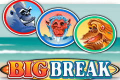 logo big break microgaming caça niquel