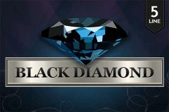 logo black diamond pragmatic caça niquel