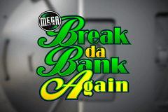 logo break da bank again megaspin microgaming caça niquel