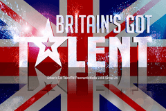 logo britains got talent playtech caça niquel