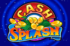 logo cashsplash video slot microgaming caça niquel