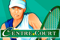 logo centre court microgaming caça niquel