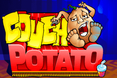logo couch potato microgaming caça niquel