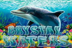 logo crystal waters rtg caça niquel