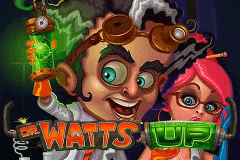 logo dr watts up microgaming caça niquel