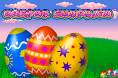 logo easter surprise playtech caça niquel